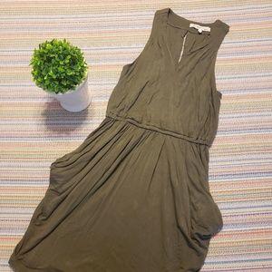 BCBGeneration Olive Dress XS